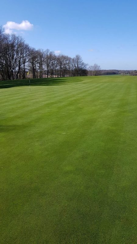 Greenkeeping report March 2019