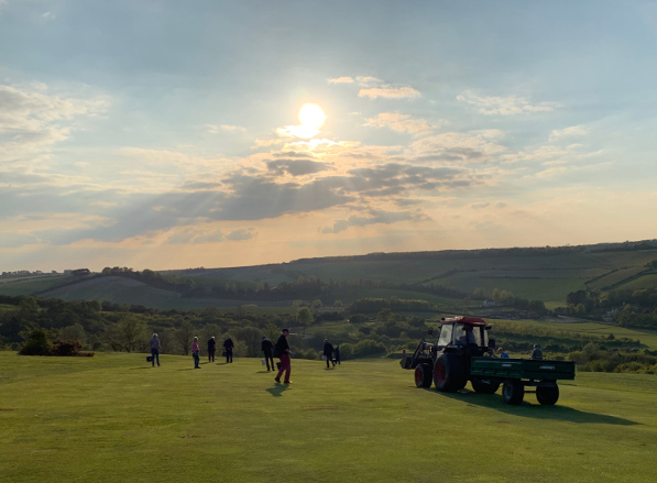 Greenkeeping Report September and October 2019
