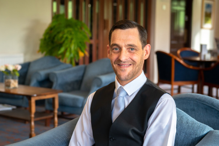 Mark Clibbon Front of House Manager