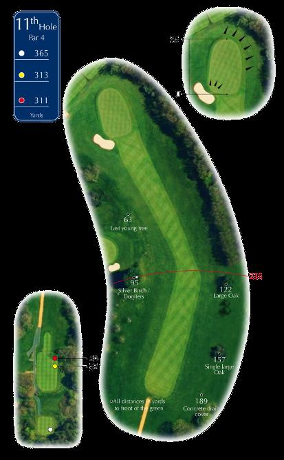 Course Tour Hole 11