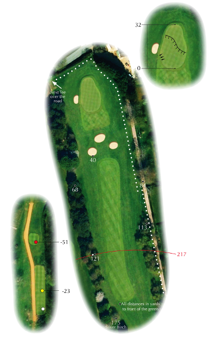 Course Tour Hole 13