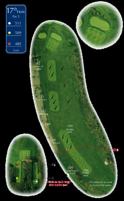 Course Tour Hole 17