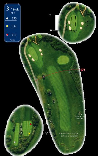 Course Tour Hole 3